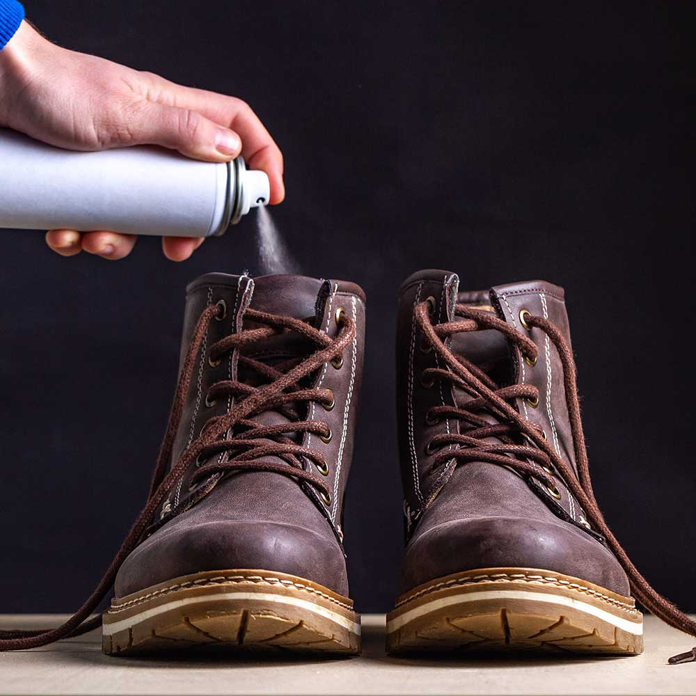 shoe odor removal