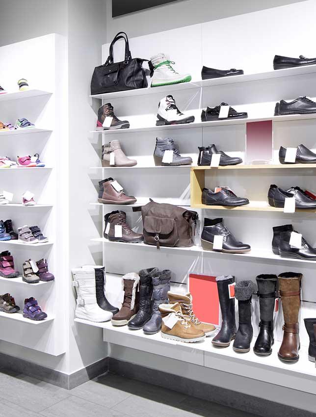Shoe repair for shoe brands