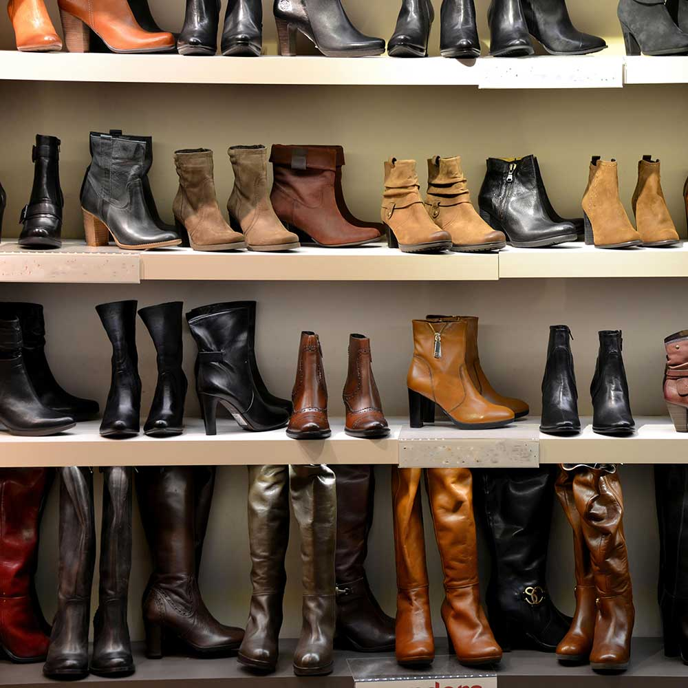 shoe inventory repair